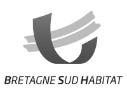 Logo Bretagne Sud Habitat